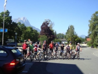 Start in Garmisch